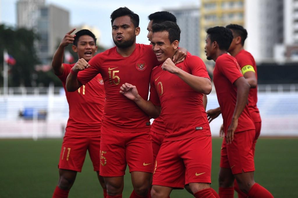 SEA Games 2019: Timnas Indonesia Bungkam Thailand