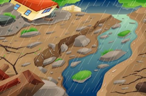 Longsor dan Banjir di Bogor Tewaskan 7 Orang