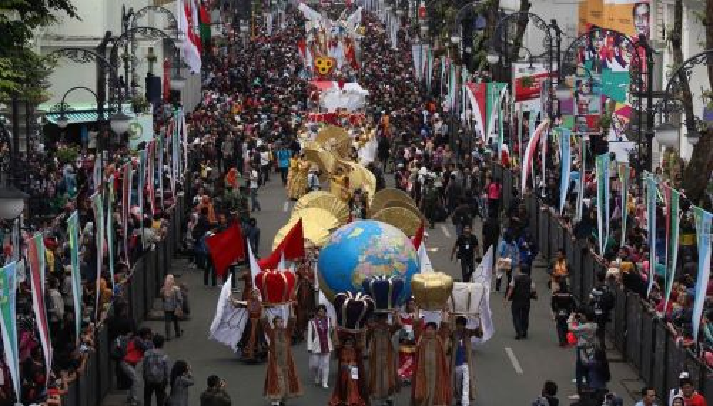 Parade Lintas Agama Akan Digelar di Kota Bandung