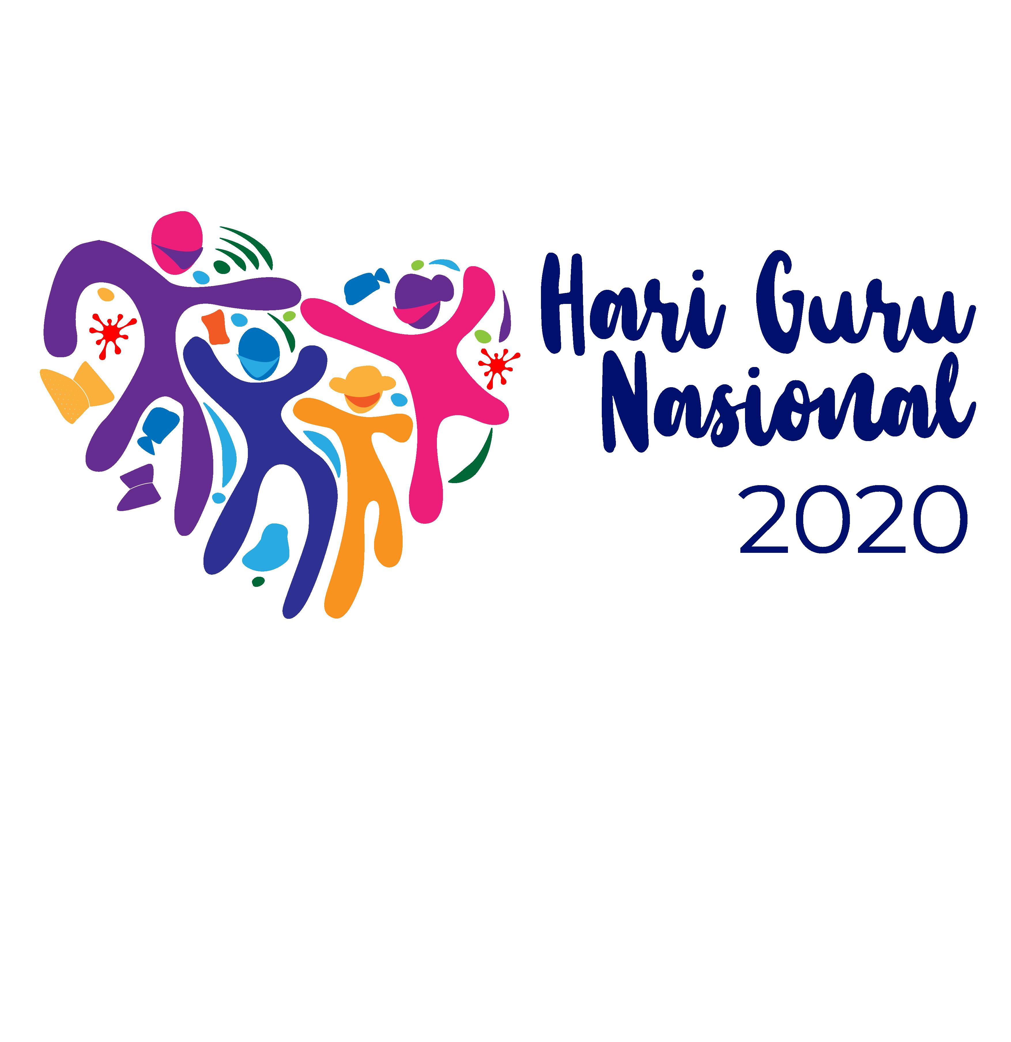 Menelaah Makna Logo Hari Guru Nasional 2020