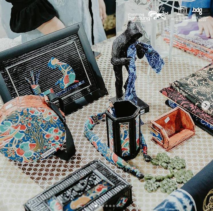 Liburan ke Bandung, Yuk Mampir ke Kampung Wisata Kreatif Cigadung