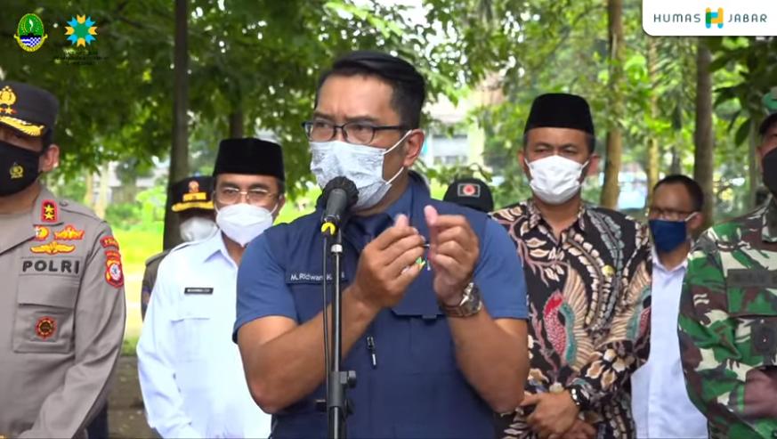 Ridwan Kamil Sebut Puskesmas Bisa Turunkan Beban Rumah Sakit