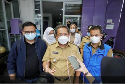 Pemkot Bandung Tetap Gelar Vaksinasi saat Ramadan