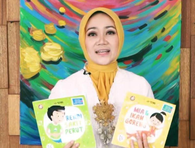Istri Gubernur Jawa Barat Ridwan Kamil, Atalia Praratya. Instagram: @ataliapr