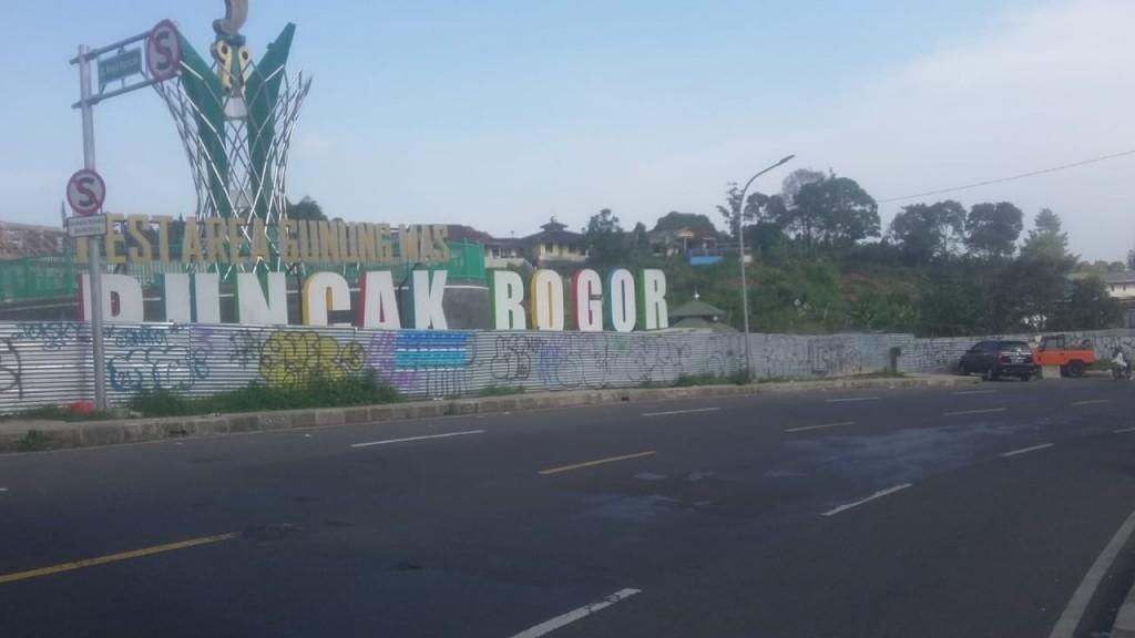 Perayaan Idulfitri, Lalu Lintas di Kawasan Puncak Bogor Lengang