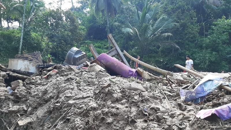 Banjir Bandang Terjadi di Cigudeg Bogor, Ribuan Warga Terdampak