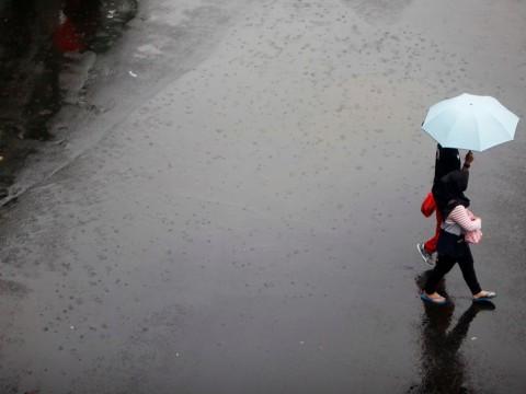 Siang Ini, Jawa Barat Bakal Diguyur Hujan Sedang