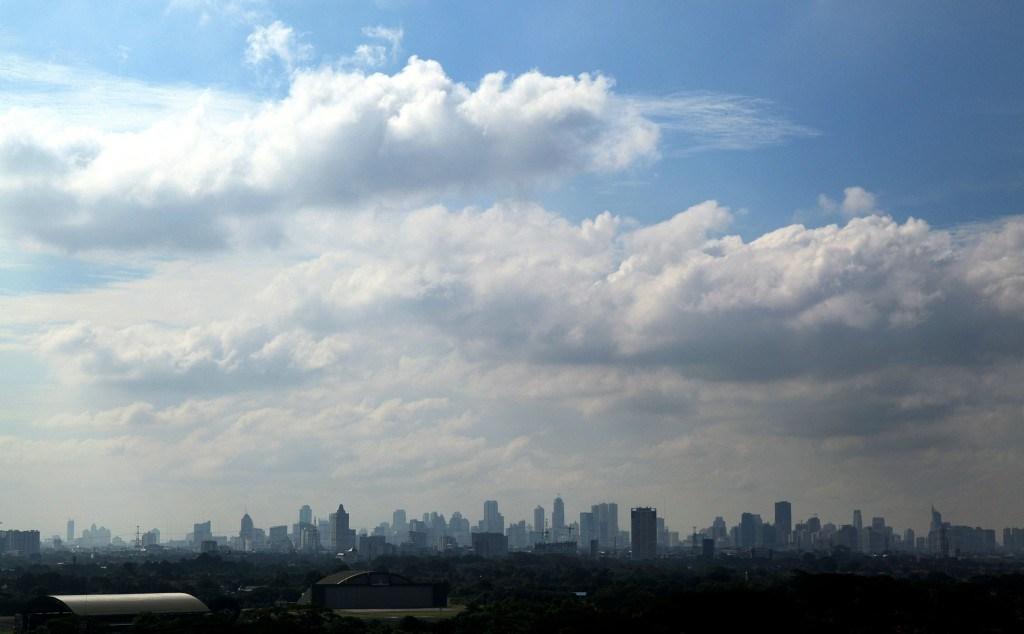 Jawa Barat Diramal Cerah Berawan hingga Berawan Seharian