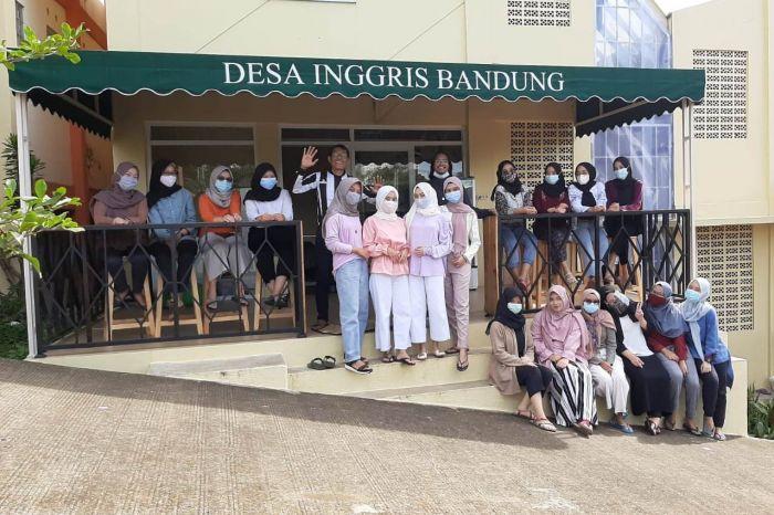 Desa Inggris Bandung/ Dok.MI