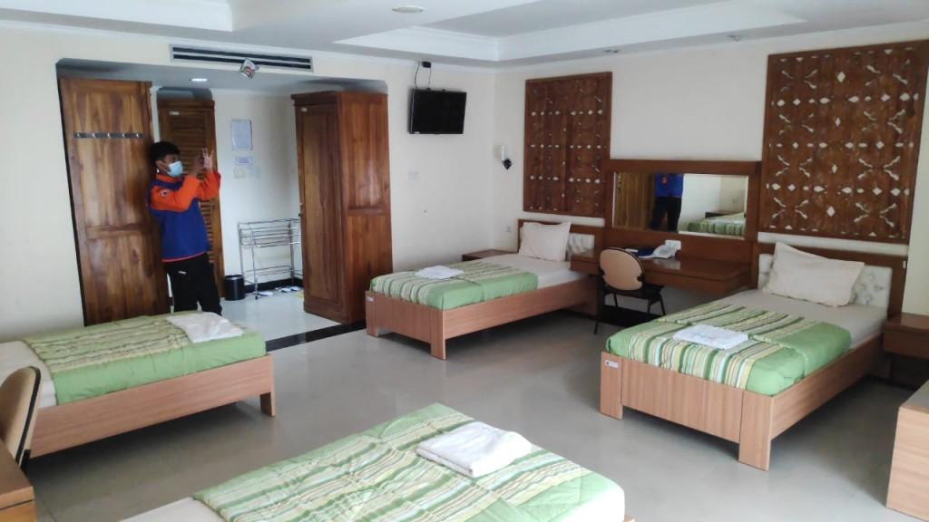 Wah, Hotel di Bandung Tawarkan Paket Isolasi Mandiri bagi Pasien Covid-19