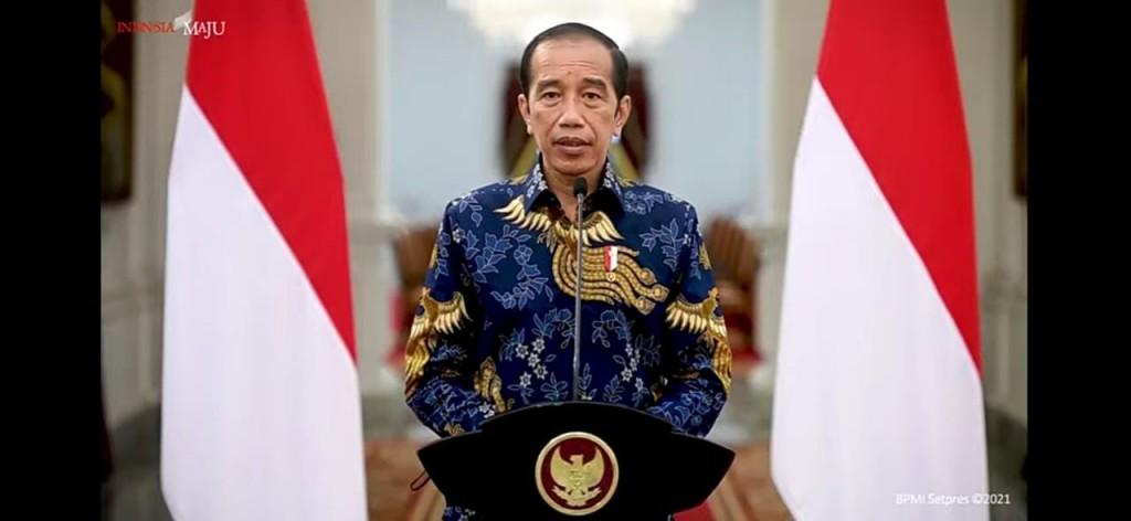 Presiden Joko Widodo. Foto: Biro Pers Sekretariat Presiden