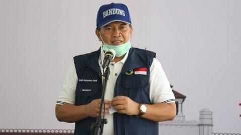 Wali Kota Bandung, Oded M Danial, di Balai Kota Bandung. (Foto: Medcom.id/Roni Kurniawan)
