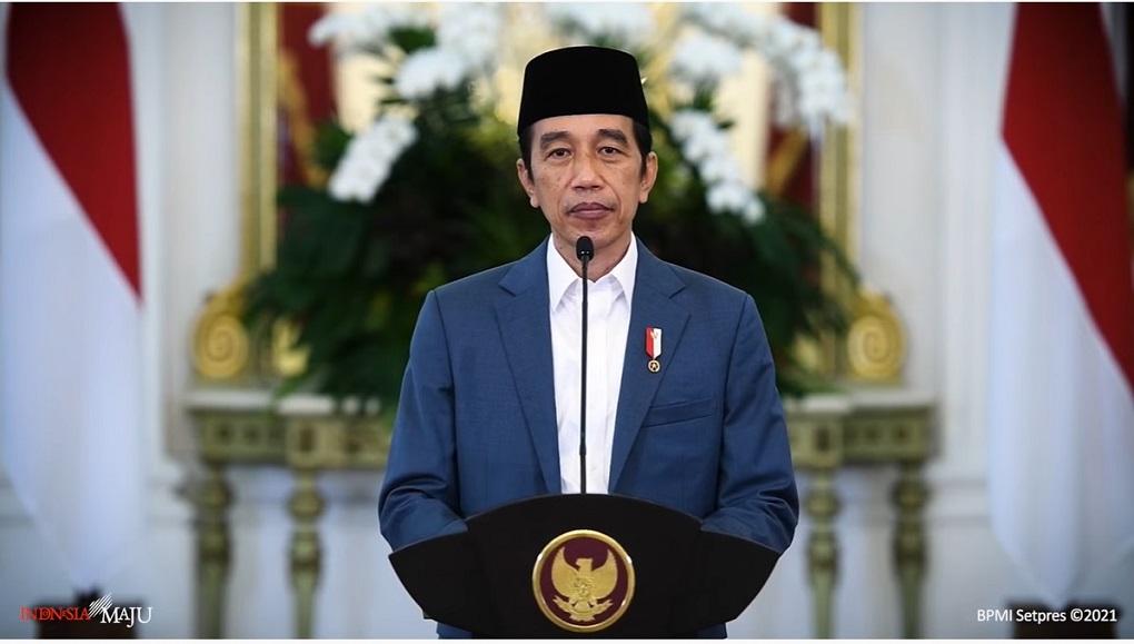 Presiden Joko Widodo/Biro Pers Sekretariat Presiden.