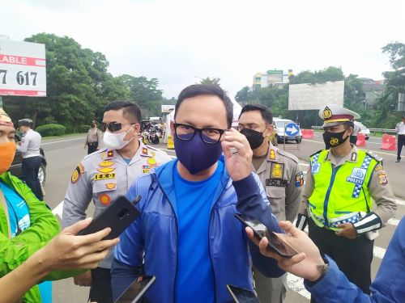 Wali Kota Bogor Bima Arya Sugiarto. Foto: Medcom/Rizky Dewantara