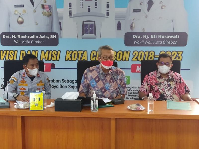 Pemkot Cirebon Terapkan Ganjil Genap Mulai Pekan Depan