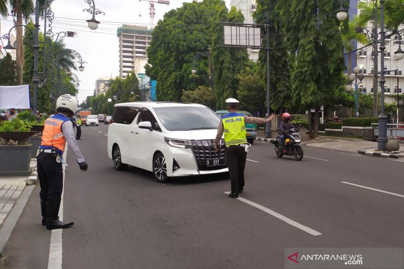 Sekda Bandung: Ganjil Genap Efektif Buat Jalan Lebih Sepi