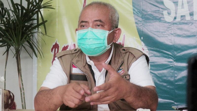 Wali Kota Bekasi, Rahmat Effendi. Antonio/Medcom.id