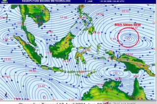 Ilustrasi Cuaca/Medcom.id