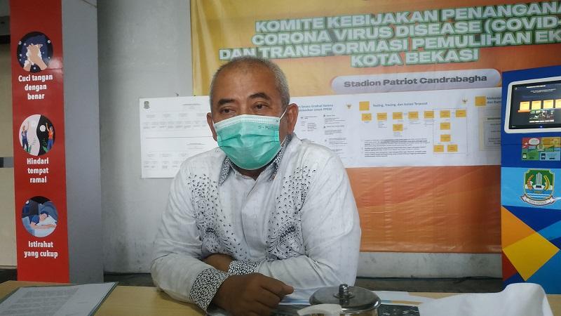 Vaksinasi Covid-19 Dosis Pertama di Kota Bekasi Mencapai 32 Persen