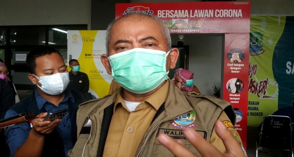 Wali Kota Bekasi, Rahmat Effendi. Medcom.id. Antonio