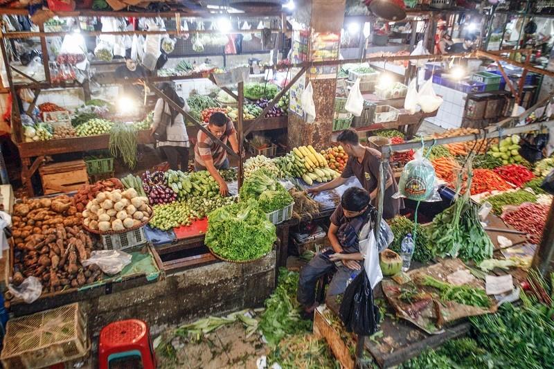 Pemkot Depok Izinkan Pasar Tradisional Buka hingga Malam