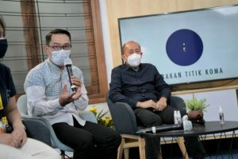 Ridwan Kamil: 60% Warga Jabar Terganggu Kesehatan Mentalnya Akibat Pandemi
