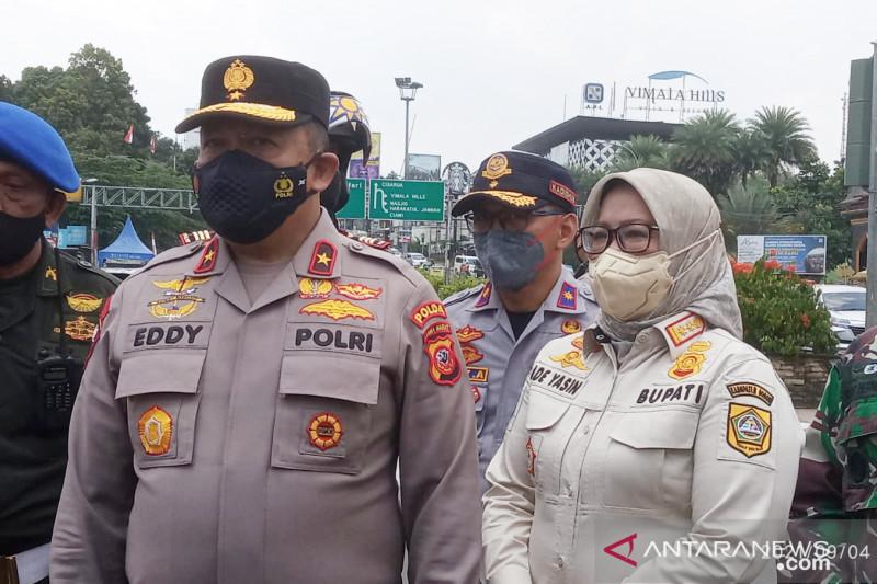 Polda Jabar Rencanakan Perluasan Ganjil Genap hingga Perbatasan Cianjur