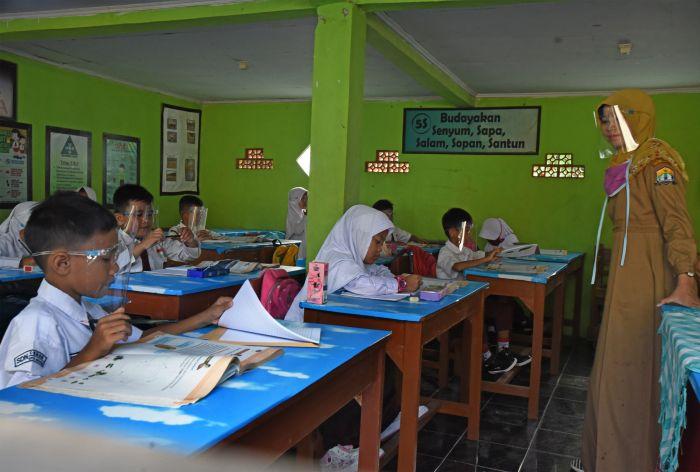 PTM Terbatas di Bandung Mulai Digencarkan