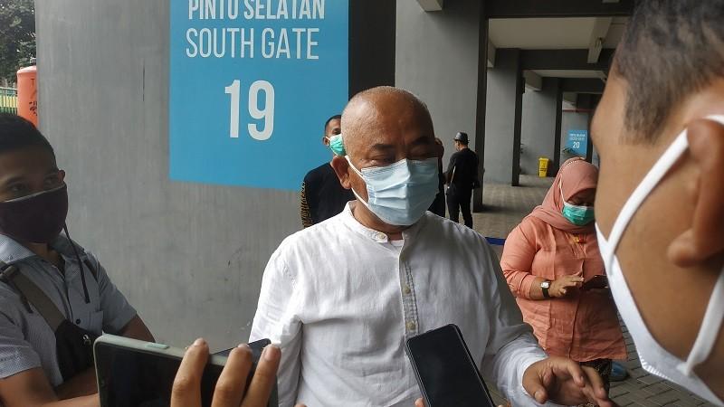 Wali Kota Bekasi, Rahmat Effendi. (Foto: Medcom.id/Antonio)