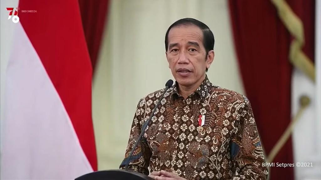 Jokowi Bangga Atas Prestasi Atlet Paralimpiade Indonesia