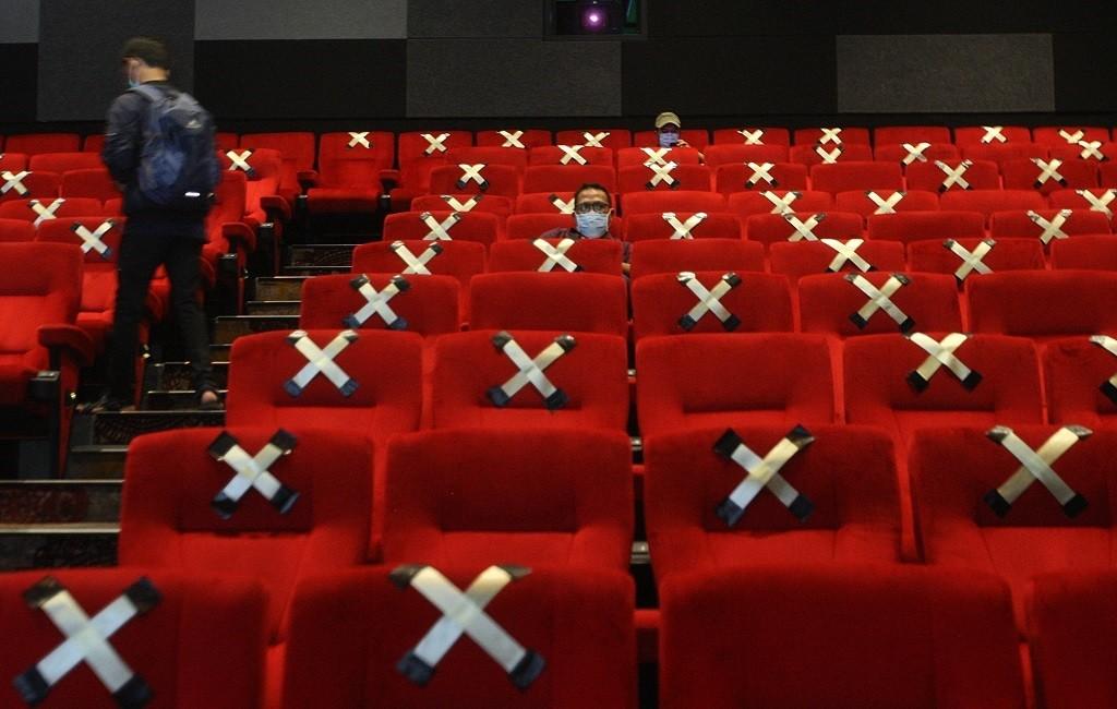Senangnya Bioskop di Kota Bandung Beroperasi Lagi
