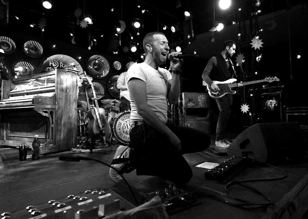 Band Coldplay Singgung Jokowi di Twitter, Ini Penjelasannya