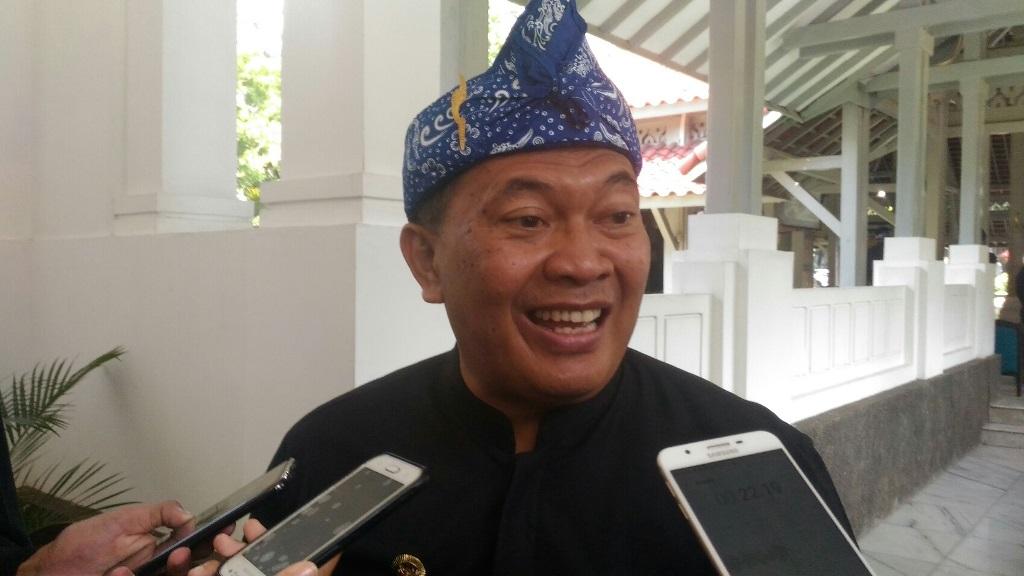 Wali Kota Bandung Oded M Danial Bersedia Maju Pilgub Jabar
