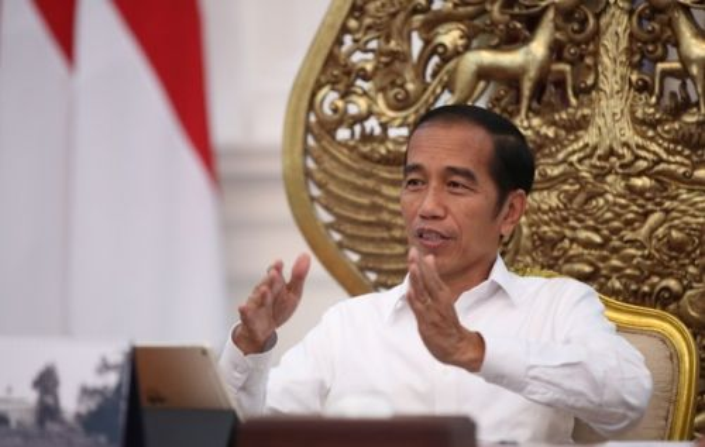 Jokowi: Adaptasi Kebiasaan Baru Kunci Menuju Endemi